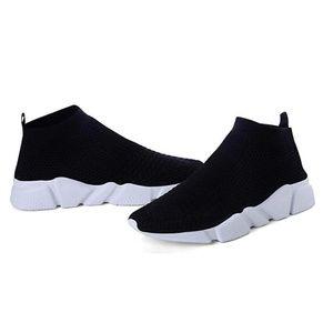 "Mens ""Tyga"" Lightweight Sock Sneakers"